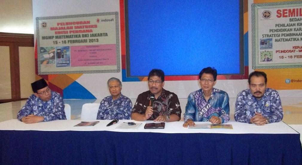 Semiloka Mgmp Matematika Smp Dki Jakarta