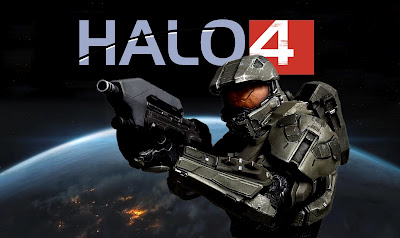 Halo 4 Wallpaper Mashup Mass Effect 3