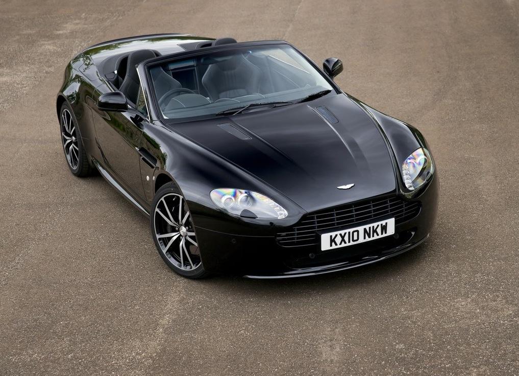 2011 Aston Martin V8 Vantage N420 Roadster Auto Cars Concept