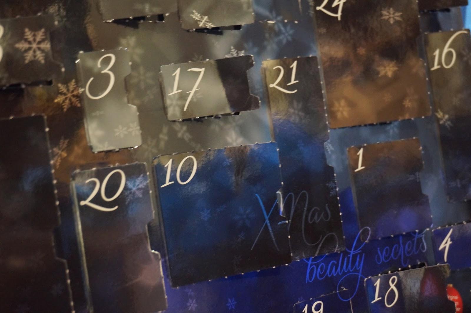 Art Deco Advent Calendar : The artdeco advent calendar review whitelilits