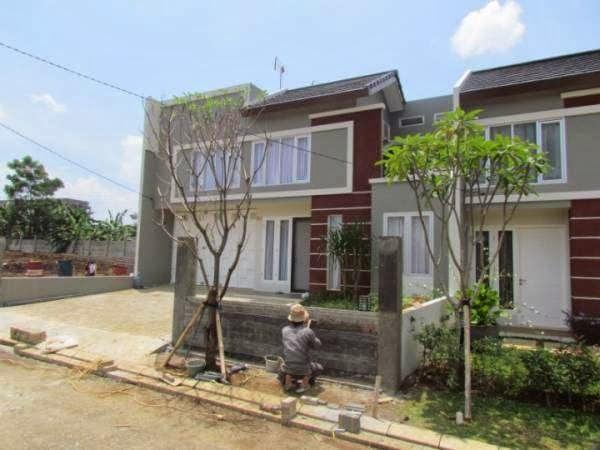 rumah dijual perumahan debotanica rumah minimalis baru