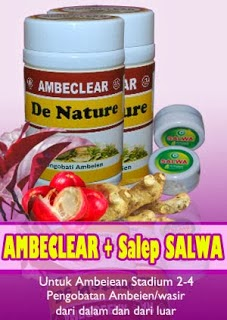 Obat Ambeien/Wasir Secara Alami