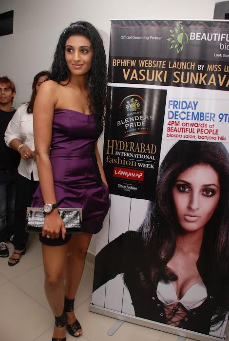 miss india Vasuki SunkaValli