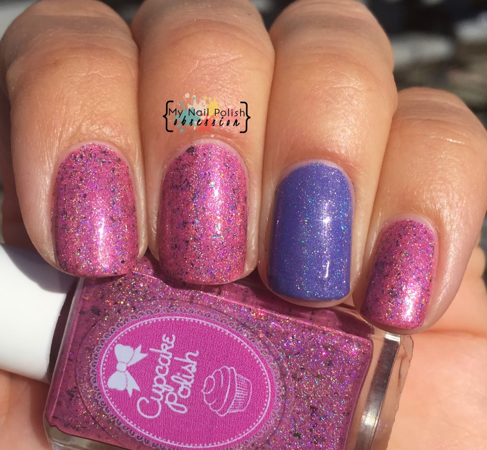 Cupcake Polish Hot Chicks & Bunny Butts