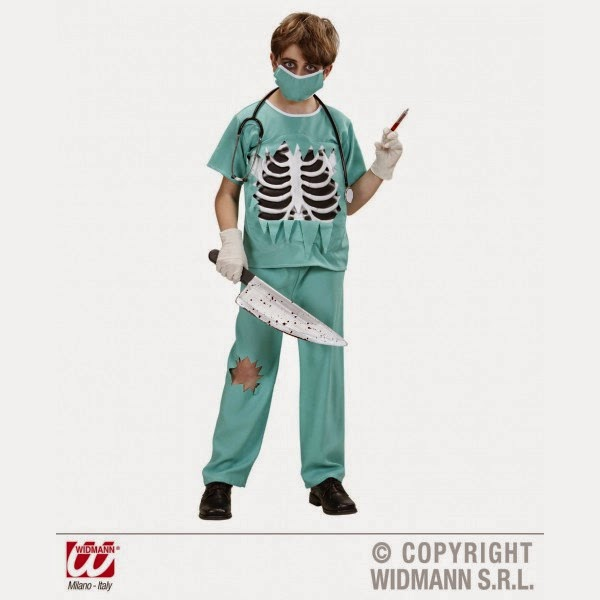 cirujano zombie