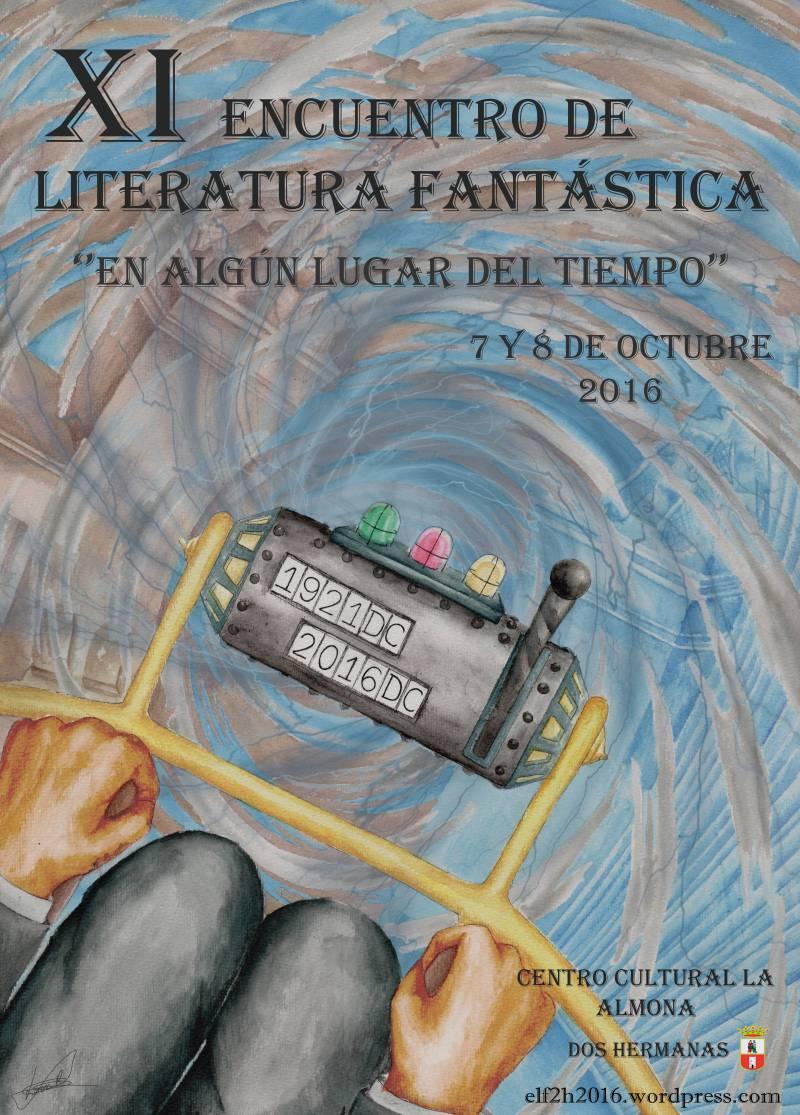 XI Encuentro de Literatura Fantástica