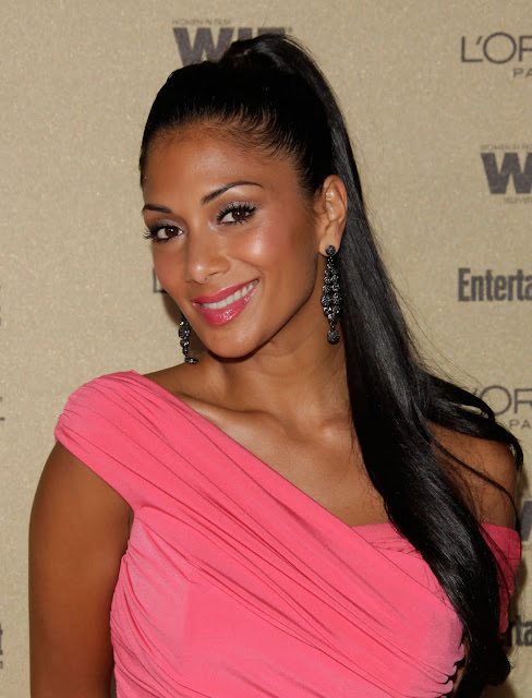 Nicole Scherzinger Fashionable Hairstyles Photos 15