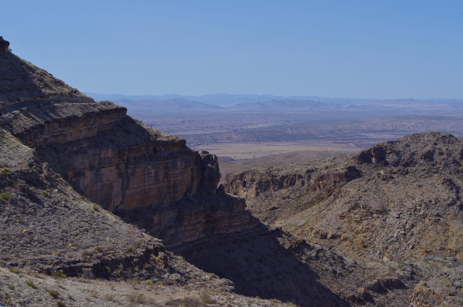 Types Of Jeeps >> Southern New Mexico Explorer: Palomas Gap - Caballo Mountains