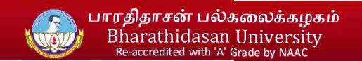 Bharathidasan University 2014 Results