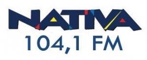 ouça a Rádio Nativa FM 104,1 ao vivo