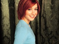 Alyson Hannigan,  Stunning Lovely , Model