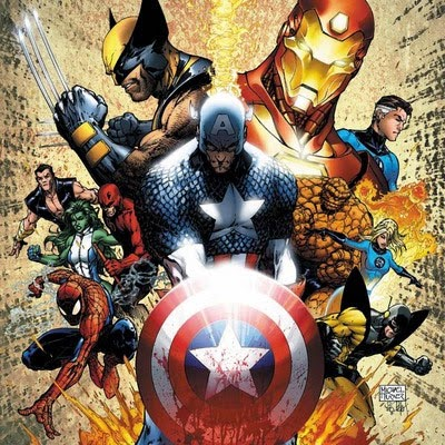 Marvel Superhero BeritaSuperhero.Com
