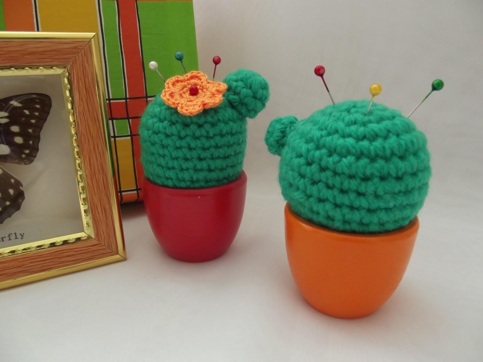 Игольницы своими руками фото кактус