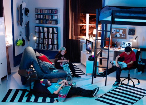 IKEA 2012 Children And Youth Ideas Design House | luxury house ...