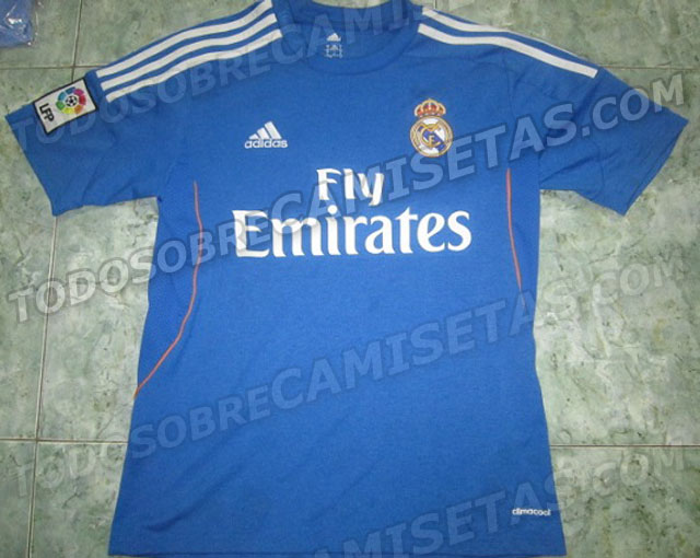 Real+Madrid+2013 2014+Away Kostum Real Madrid Musim 2013 2014