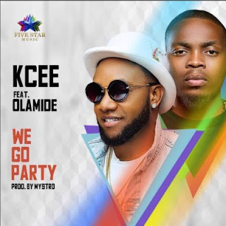 Kcee ft. Olamide - We Go Party