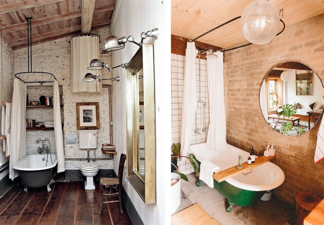 Salle De Bain En Longueur Douche Et Baignoire ~ salle de bain en longueur avec baignoire amnagement petite salle de