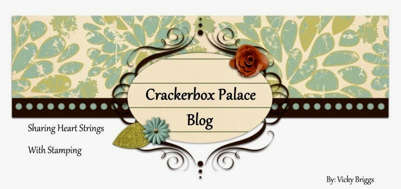 Crackerbox Palace rubber stamp Blog