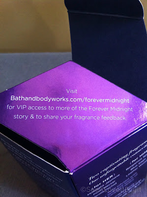 Bath and Body Works: Forever Midnight and Midnight for Him