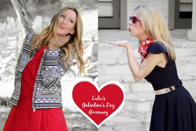 Lulu's Galentine Dress Giveaway 2015
