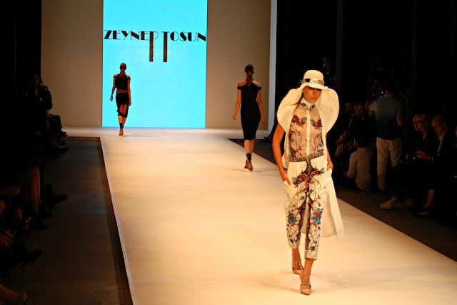 zeynep tosun ifw12 ilkbahar yaz defilesi,ifw12 defile fotoğrafları,türk modacıları,turkish designers