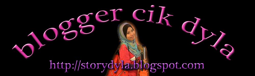 Blogger Cik Dyla