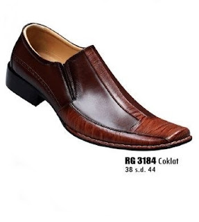 sepatu pantofel modern