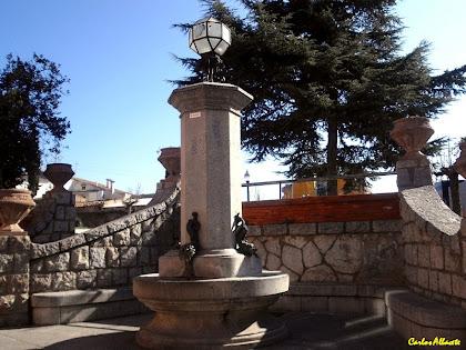 La Font de la Plaça Major. Autor: Carlos Albacete