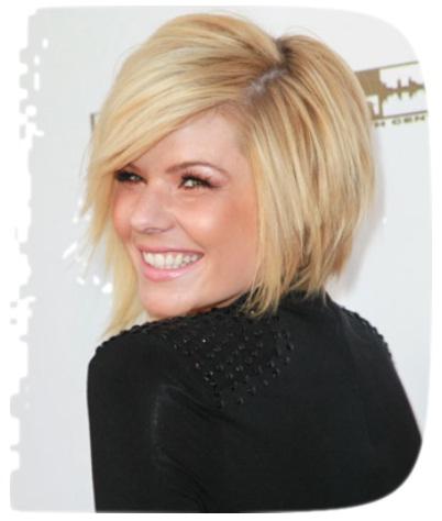 asymmetrical haircut seperti namanya ini adalah model rambut