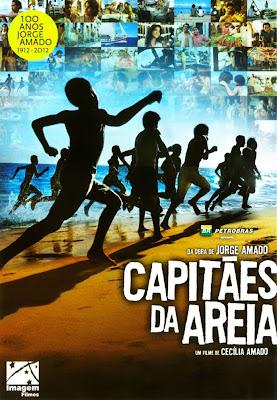 Capitães da Areia - DVDRip Nacional