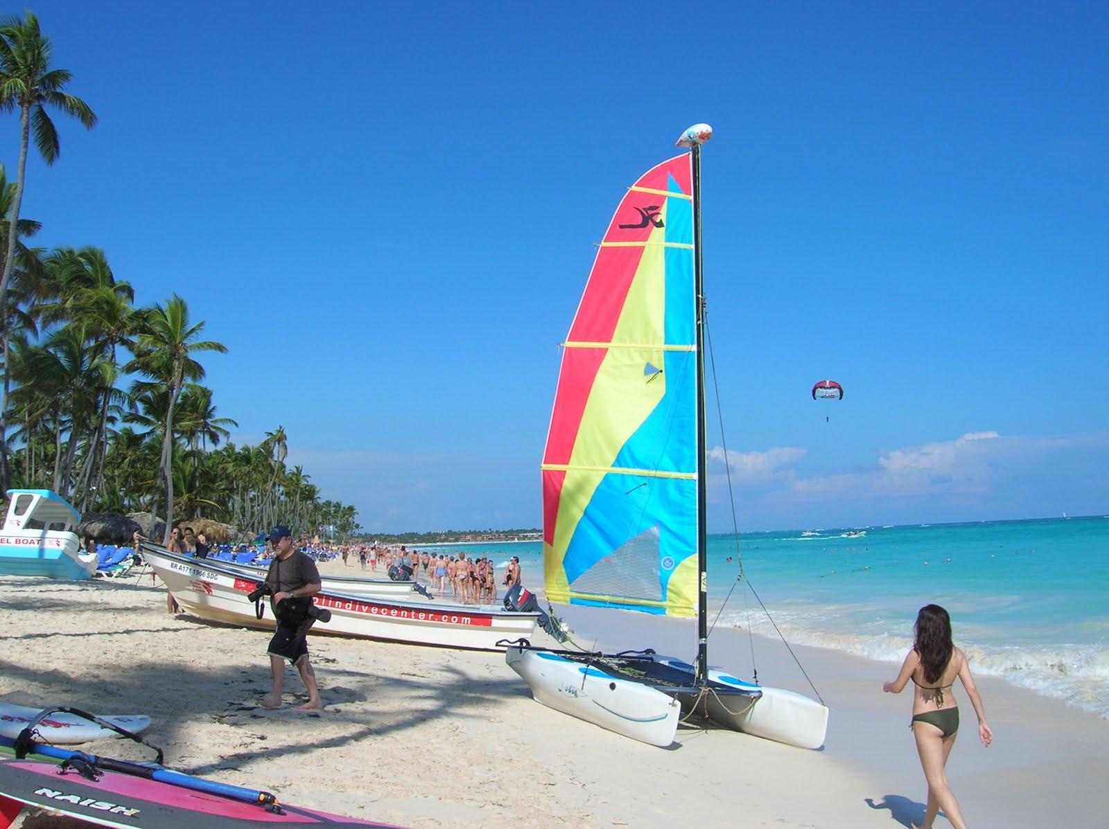 Playa Punta Cana,caribe, Republica Dominicana, vuelta al mundo, round the world, La vuelta al mundo de Asun y Ricardo