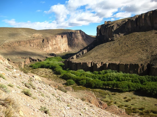 Cueva de las Manos Patagonia Argentina