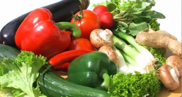 Rau xanh -Thực phẩm giảm cân mùa hè tốt nhất