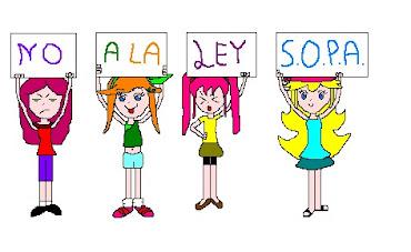 ¡No a la ley SOPA!