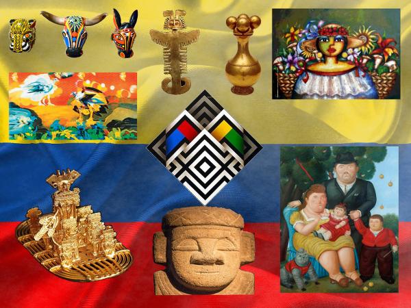 La Cultura en las artes plásticas, las artesanías hechas por nuestros pueblos indígenas y nuevas tendencias
