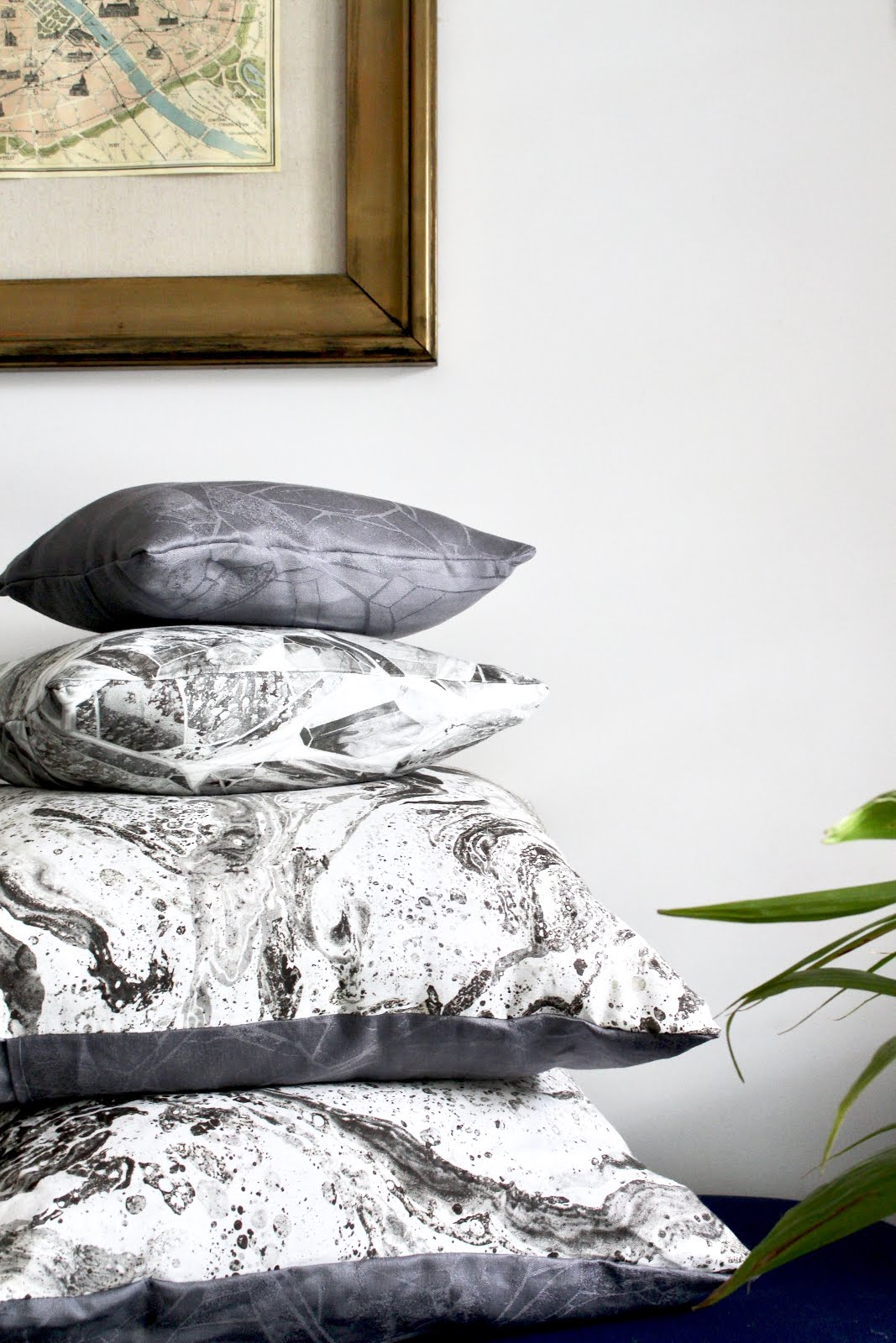 La maison jolie earthed fabrics inspired by nature for Au maison fabric
