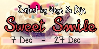Contest Sweet Smile by Yaya & Dija