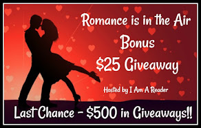 Romance is in the Air Bonus Giveaway - 26 February