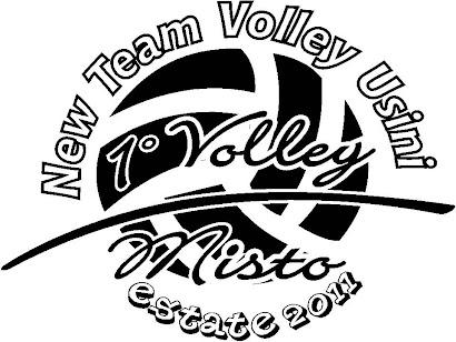 1° torneo di volley misto usini estate 2011