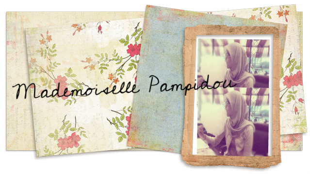 Mademoiselle Pampidou