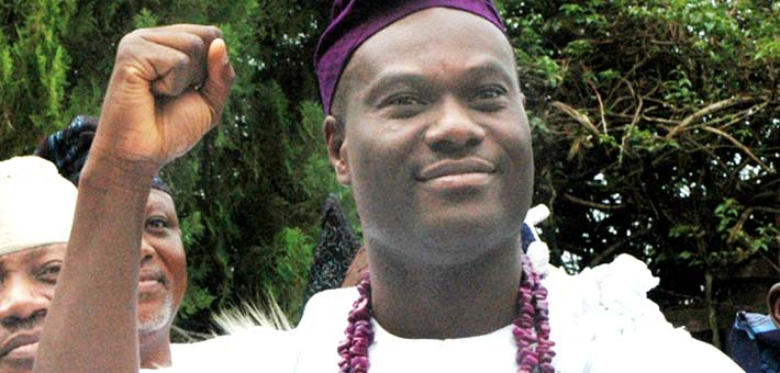 Adeyere Ogunwusi Appointed New Ooni of Ife Crown