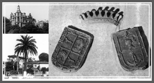 El mareometro blog her ldica portugaluja escudos de for El jardin portugalete