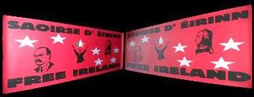 Pancarta Saoirse D'Éirinn - 38€