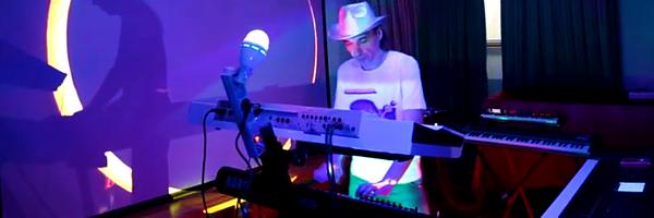 Видеозапись концерта 'Музыка Небесных Сфер' композитора Андрея Климковского  в музее Л.Н. Толстого 18 мая 2013 года от Игоря Колесникова