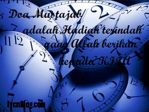 Doa Mustajab di bulan Ramadhan Huruf Latin