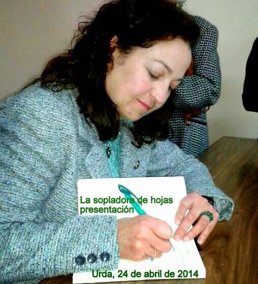 MARÍA LUISA GONZÁLEZ RUIZ, 24/04/2014