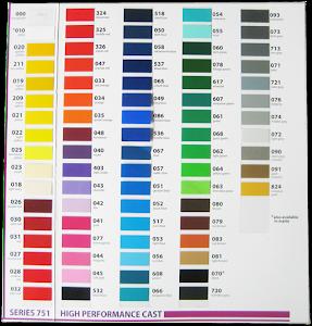 Warna Pilihan