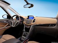 Opel Zafira 2012 interieur