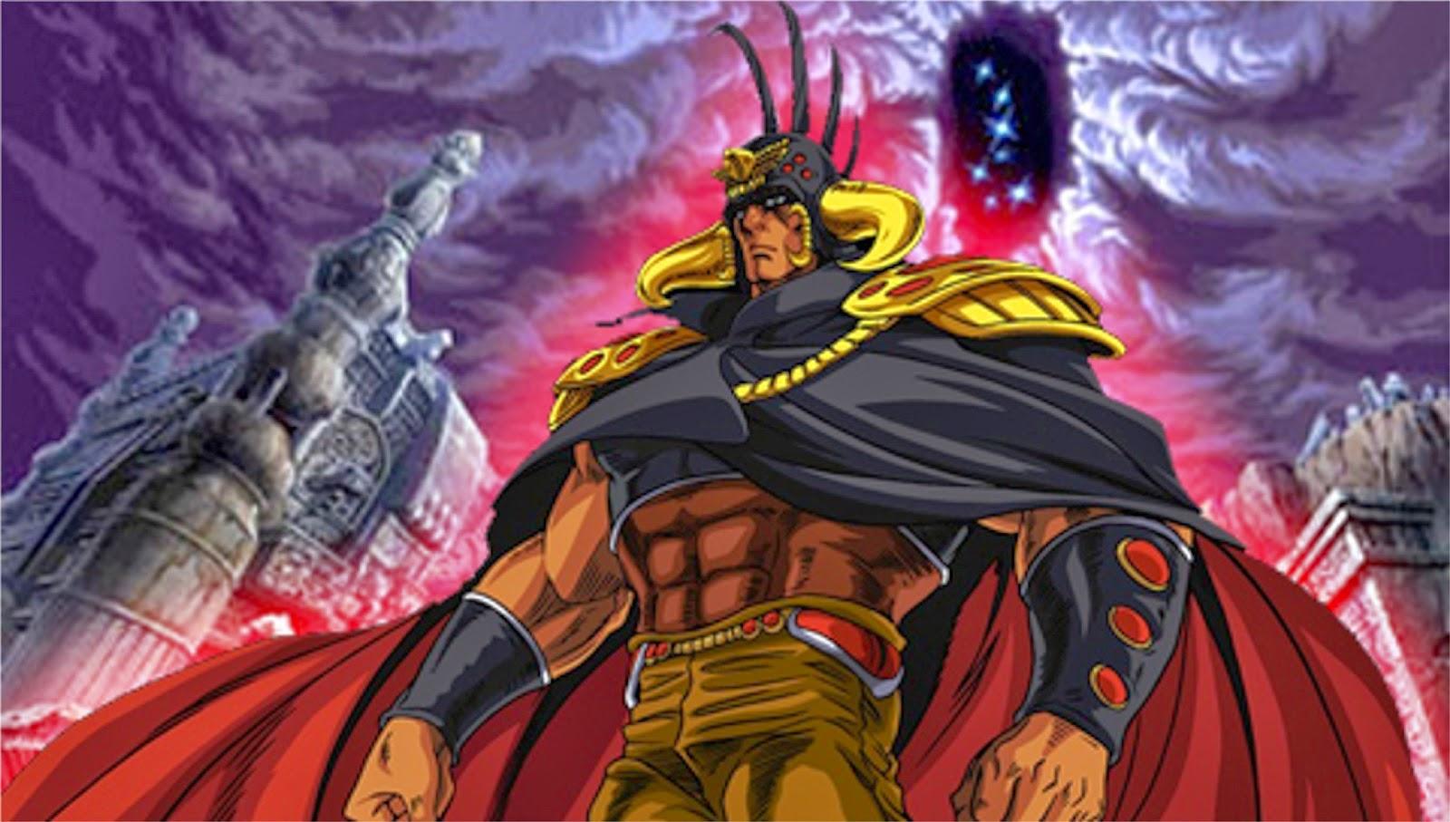Ken il guerriero: mitologico eroe di unintera generazione lo sbuffo