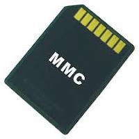 menambahkan kapasitar mmc handphone